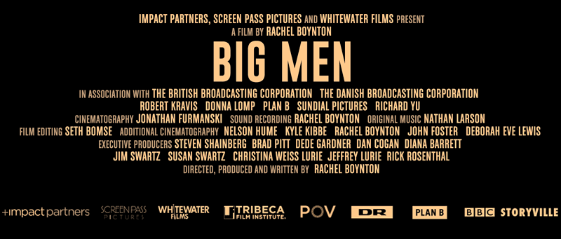 Big Men Credits